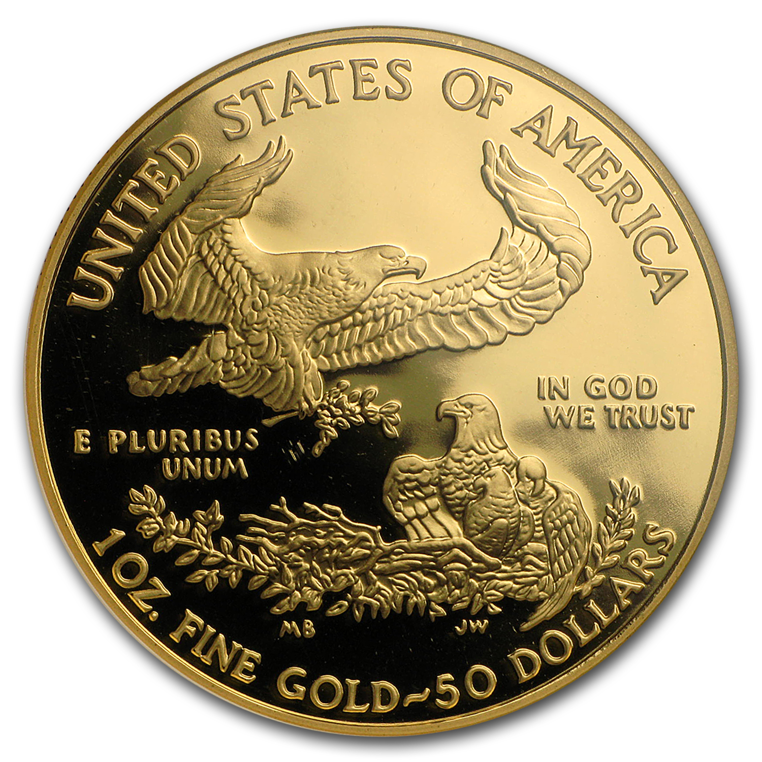 2006-W 1 oz Proof Gold American Eagle PF-70 UCAM NGC (20th Ann)